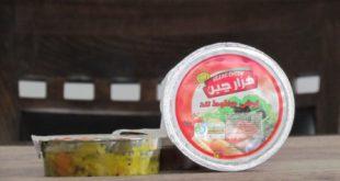 ترشی یک نفره رستورانی زیر قیمت بازار
